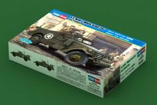 """HOBBY BOSS 82452 1/35 U.S. M3A1 """"White Scout Car"""" Late Production"""