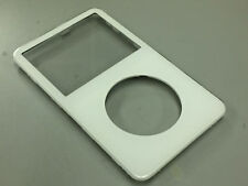 New White Front Faceplate Face Plate Cover Housing for iPod Video 5th 5.5 Gen