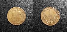 IIIème République - 1 centime Daniel Dupuis 1920 - F.105/19