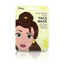 Disney Princess Belle Sheet Face Mask By Mad Beauty Cruelty Free