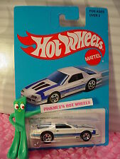 2016 Hot Wheels Target Exclusive '85 CHEVROLET CAMARO IROC-Z☆White;5SP☆Heritage☆