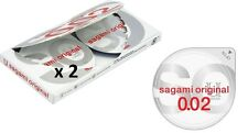 Sagami Original 0.02  (4 pcs ) Get 0.02 & maximize your climax NOW!!