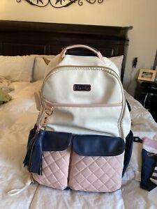 Aaryn Williams Itzy Ritzy Diaper Bag Limited Edition