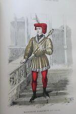 Paris à travers les siècles. Histoire nationale