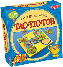 Tac Tic Toe - Brand New Family Board Game Tactic