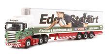 OXFORD SHL11FR - SCANIA - EDDIE STOBART SUPER LEAGUE LONDON BRONCOS 1:76 MIB