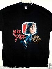 NEW - ALICE COOPER BAND / CONCERT / MUSIC T-SHIRT LARGE
