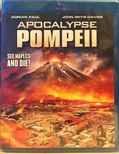 Apocalypse Pompeii (Blu-ray Disc, 2014) NEW SEALED
