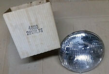 Willys M38s,CJs & M151s jeeps,M37 & M series trucks 24v glass Sealed Beams PAIR.