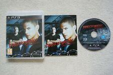 Prison Break The Conspiracy  PS3 Game - 1st Class FREE UK POSTAGE