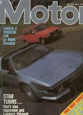 June Motor Sports Magazines