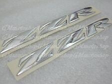 Tank Sticker Decal for Kawasaki ZZR ZZ-R 250 400 600 1100 1200 1400 ZX gm#G