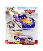 Barry DePedal with Blast Wall Rocket Racing Disney Cars 1/55 Diecast V1