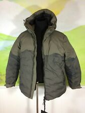 Moncler Dan Holdsworth Blackout Mens Goose Down Winter Ski Parka Jacket Size 4