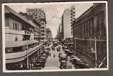 RPPC photo post card Eloff Street Johannesburg South Africa
