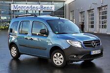 Autositzbezug maßgefertigt im EcoLeder Design TUNING für Mercedes CITAN 5-Sitzer