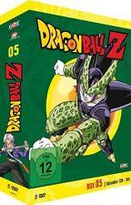 Dragonball Z - Box 5 - Episoden 139-164 - DVD - NEU