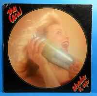 THE CARS SHAKE IT UP VINYL LP 1981 ORIGINAL PRESS GREAT CONDITION!! VG+/VG+!!B