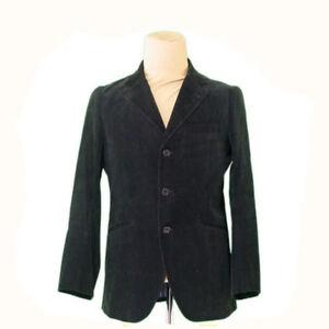 Lanvin Coats Jackets  Black Mens Authentic Used L2336