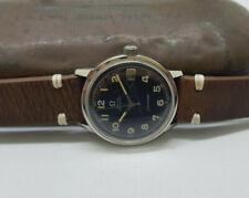 Vintage OMEGA Seamaster cadran noir date CAL:565 automatique homme watch