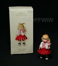 Hallmark Madame Alexander Cherry Parfait Ornament 2007