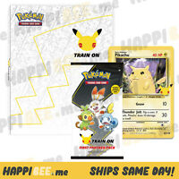 Pokemon First Collector Binder Partner Pack🍯TCG Booster Pack Cards Oversized