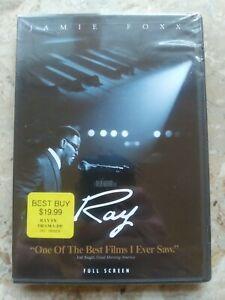 Ray DVD Jamie Foxx NEW SEALED