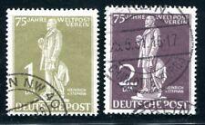 BERLIN 1949 40I,41II gestempelt ABARTEN 850€(S4614