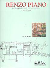 BUCHANAN, Renzo Piano. L'opera completa del Renzo Piano Building Workshop. I-IV
