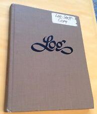 1981 WILLISTON-NORTHAMPTON School Yearbook - LOG - Easthampton, Massachusets EXC