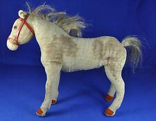 Steiff Spielpferd, FF Knopf, Vorkrieg / Toy Horse, FF Button, prewar, 1938-43