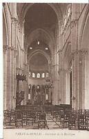 France Postcard - Paray-Le-Monial - Interieur De La Basilique  R573