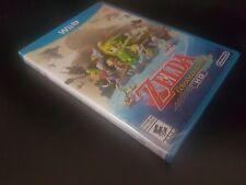 The Legend Of Zelda: The Wind Waker HD [Standard Edition] [Wii U] [Brand New!]