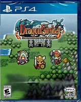 Dragon Sinker Ps4 Brand New Limited Run Games #190