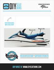 TigerShark TS 640 770 1000L BLUE Seat Skin Cover 93 94 95 96 97 98 99+