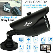 Sony 1080p Full HD 2.4MP CCTV Bullet Camera AHD Analog Outdoor Day/Night Vision