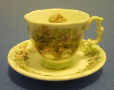 Royal Doulton Brambly Hedge Summer Miniature Cup and Saucer