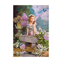 1500 TEILE PUZZLE, SPRING ANGEL, CASTORLAND 150892