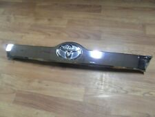 2012-2014 Toyota Camry Chrome Trunk Lid Moulding w/Trunk Button OEM# 76811-06470