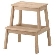IKEA BEKVÄM Hocker Tritthocker Stufenhocker Tritt Stufen Schemel Küchentritt