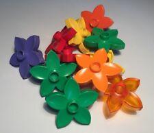LEGO DUPLO Blumen - 3 Stück - Feen/Garten/Gnomes - KG - Konvolut - Geschenk