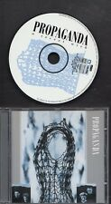 PROPAGANDA A Secret Wish CD 2000 RE-ISSUE REPERTOIRE REP 4900 MINT FREEPOST