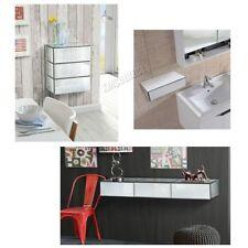 Tables de chevet et rangements gris pour la maison