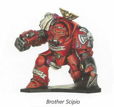 Space Hulk Brother Scipio-Blood Angels Terminator-Warhammer 40k-Marines