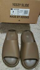 Adidas Yeezy Slide Earth Brown Size 7 DS FV8425 Bone Desert Sand Risen Sandals