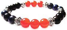 ARTHRITIS RELIEF 8mm Crystal Intention Bracelet w/Description - Healing Stone