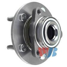 WA515072 Front Wheel Hub Bearing Assembly Interchange 515072 HA500100 BR930284