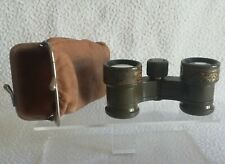 Small Pair of Binoculars of Theatre or Military French Army J.Peter Lyon
