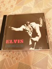 Elvis Presley RARE SHAPED CD
