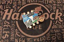Hard Rock Cafe HRC Online NATIONAL PARK BEAR Lapel Pin Yellowstone NP